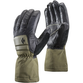 Black Diamond Spark Powder Gloves Burnt Olive